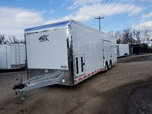 8.5x28 ATC Car Hauler w/ 305 Pgk. & Premium Escape Door  for sale $30,449