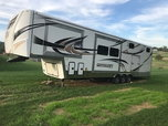 2015 Forest River Catalyst Work & Play Toy Hauler  for sale $65,000