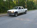 2001 gmc sierra 2500 8.1 allison