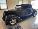 1937 Ford Convertible  for sale $49,900
