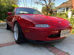 1993 Mazda MX-5 Miata with lots of mods, great track car.  for sale $9,950