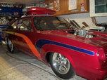 RoundTube Drag car  for sale $25,000