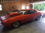 1969 camaro roller  for sale $20,000