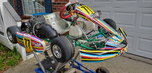 TonyKart and Trailer  for sale $5,600