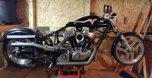 "114"" Evo XL Dragbike w/ Tow Bike & Van!!!!  for sale $12,750"