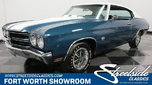 1970 Chevrolet Chevelle  for sale $37,995