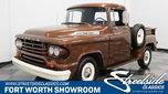 1958 Dodge D100  for sale $20,995