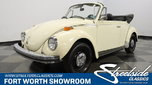 1977 Volkswagen Beetle  for sale $14,995