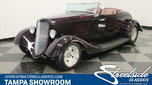 1934 Ford Roadster  for sale $55,995