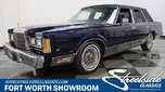 1989 Lincoln Town Car  for sale $11,995