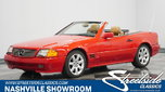 1991 Mercedes-Benz 500SL  for sale $13,995