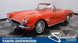 1962 Chevrolet Corvette convertible  for sale $99,995