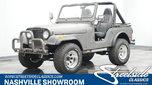 1977 Jeep CJ5  for sale $24,995