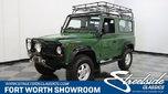 1997 Land Rover Defender  for sale $123,995