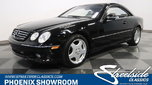 2002 Mercedes-Benz CL500  for sale $13,995