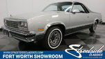 1986 Chevrolet El Camino  for sale $26,995