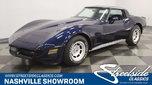 1981 Chevrolet Corvette  for sale $14,995