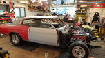 1972 Chevrolet Chevelle  for sale $13,500