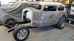 1938 Chevy 2dr Sedan  for sale $6,500
