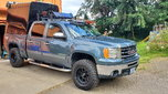 2012 gmc sierra,off grid solar tiny house 4x4  for sale $25,000