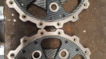 weld wheel centers  for sale $250