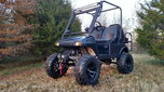 MONSTER LIFTED CLUB CAR DS GOLF CART  for sale $7,500