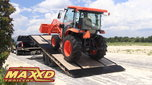 "New 2020 MaxxD TOX Power Tilt Deckover - 102"" x 28'  for sale $9,200"