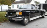 Nice Clean 1990 Ford Dually  for sale $10,500