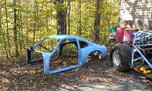 Opel Gt Body  for sale $1,500