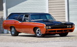 1968 Chevrolet Impala SS Tribute Wagon Pro-Street