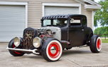 1932 Chevrolet 5-Window Coupe STEEL BODY  for sale $34,950