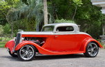 1934 Ford 3-Window Coupe Resto-Mod   for sale $49,950
