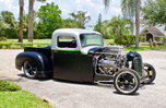 1936 Chevrolet 3-Window Pickup! *All Steel* LowBoy Street-Ro