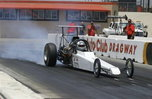 Rolling dragster and enclosed trailer  for sale $2,500