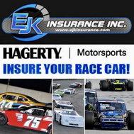 EJK RACE CAR INSURANCE