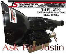 *NEW* TSI Powerglide Race PL-2500   for sale $2,533
