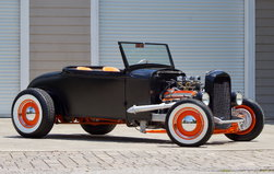 1931 Ford Model A Roadster [REAL HENRY FORD STEEL]
