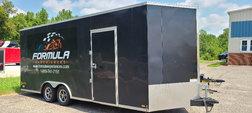 20 foot Enclosed Car Trailer