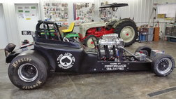 23 T Ace of Spades Blown Altered and Trailer  for sale $23,000