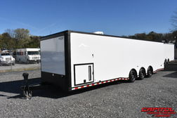 2021 Bravo 32' Star Enclosed Trailer