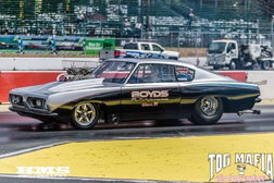68 Cuda Rolling Chassis