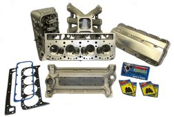 M&M SB2.2 DRAG RACE CYLINDER HEAD KIT  for sale $7,799