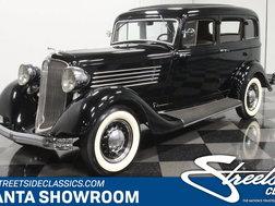 1934 Chrysler Executive Sedan  for sale $22,995