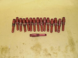 Port Nozzles, 16 bodies, for drop in jets  for sale $90