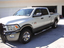 2010 Dodge 2500 crew cab diesel with low low miles