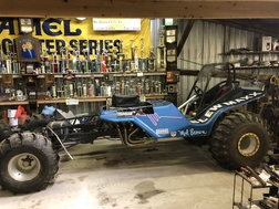 Jeep mud or sand racer