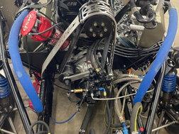 BAE 7X NHRA pro mod engine