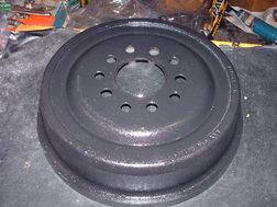 2-sets of strange rear brakes