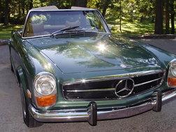 1971 Mercedes-Benz 280SL  for sale $35,000