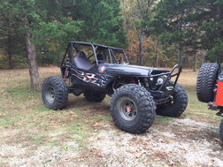 Jeep TJ Tube buggy for sale